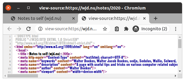 \[browser html source view with incorrect lookingfont\]
